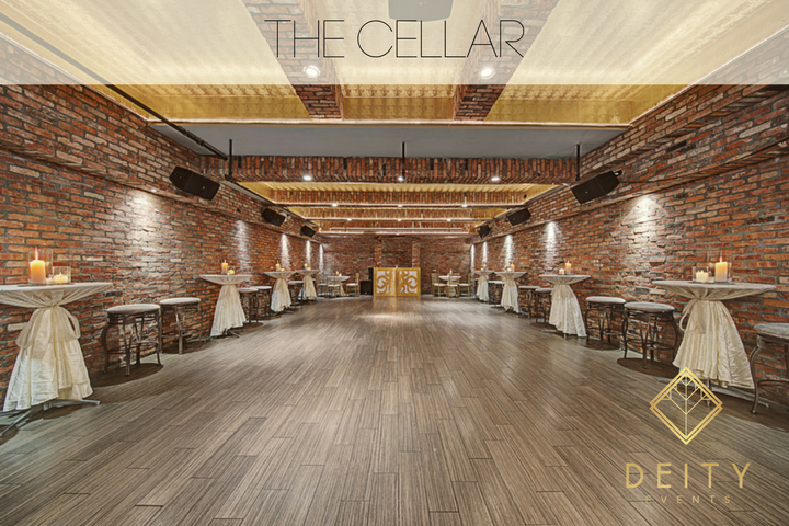 Deity NYC Brooklyn Venue- The Cellar (1)