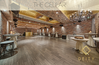 Deity NYC Brooklyn Venue- The Cellar (3)