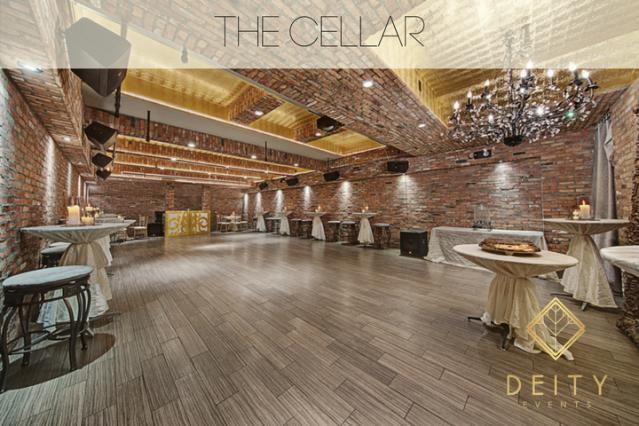 Deity NYC Brooklyn Venue- The Cellar (3)