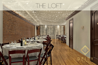 Deity NYC Brooklyn Venue- The Loft (1)