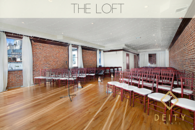 Deity NYC Brooklyn Venue- The Loft (4)