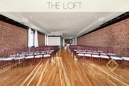 Deity NYC Brooklyn Venue- The Loft