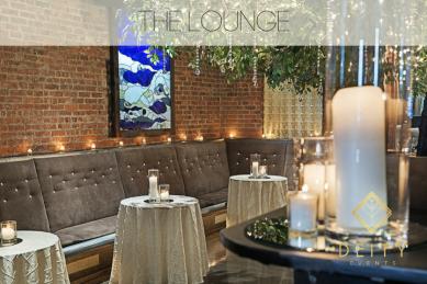 Deity NYC Brooklyn Venue- The Lounge