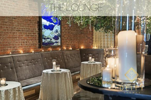 Deity NYC Brooklyn Venue- The Lounge