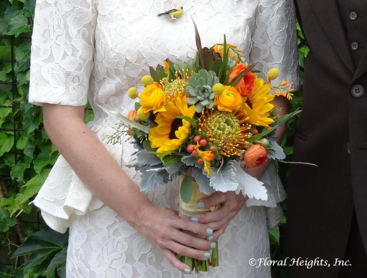 Deity Events Flower Arrangement1