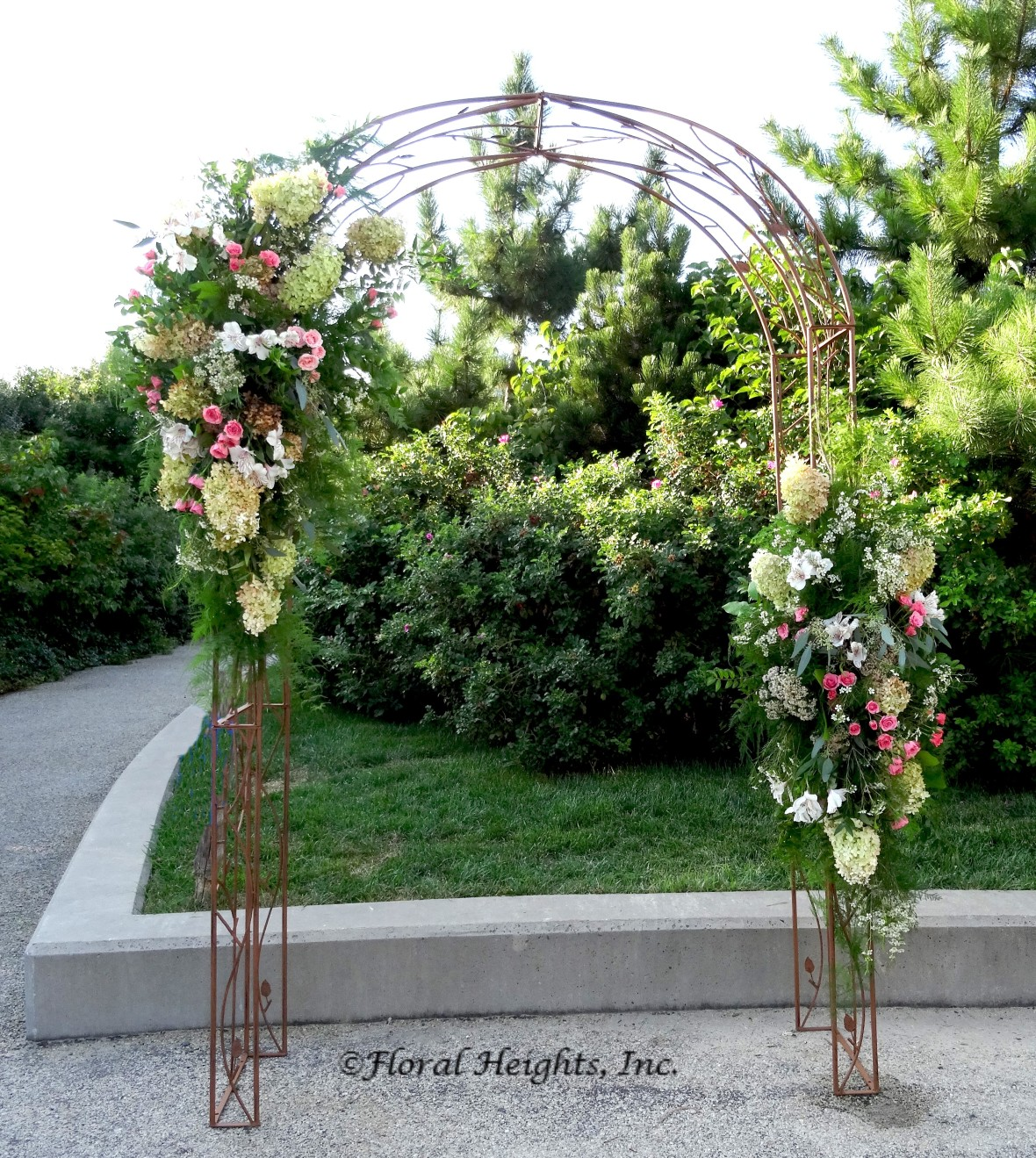 Deity Events Flower Arrangement