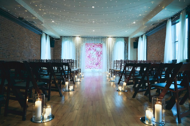 Deity restaurant wedding