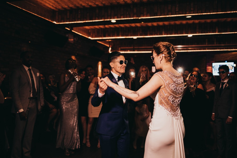 How To Have A Party At Your Brooklyn Wedding The