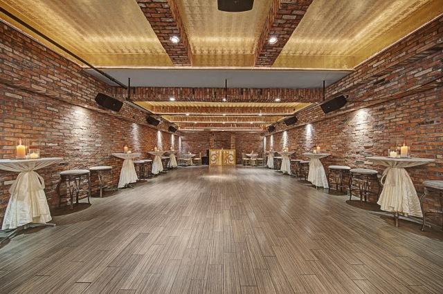 Deity NYC Venue- Cellar 2