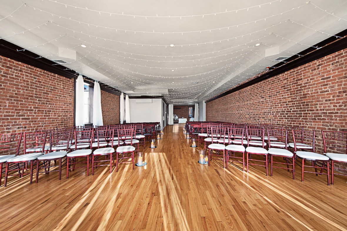 Deity NYC Venue- Loft Ceremony 5