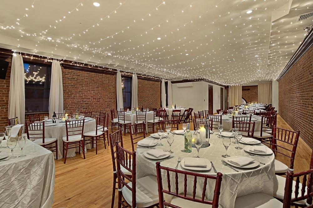 Deity NYC Venue- Loft Dinner 4