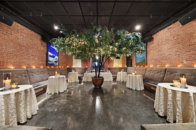 Deity NYC Venue- Lounge 2